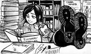 Ilustración de Jen Wang