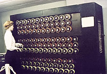 Bombe machine.