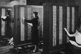 ENIAC and programmers