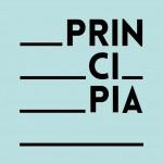 El principio de Principia en papel