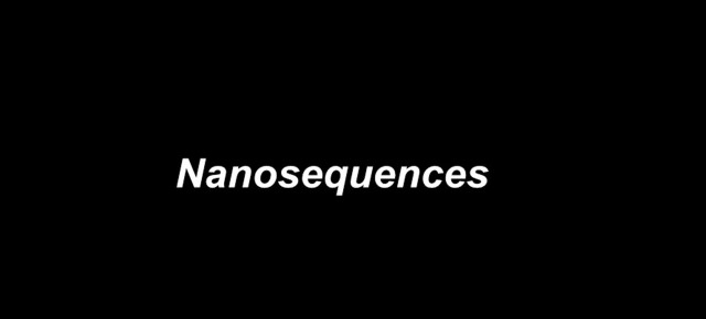 Nanosequences