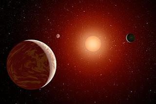Visitantes alienígenas: Ross 248 y Gliese 710.